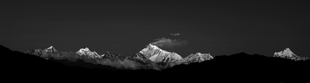 God / Kanchenjuga