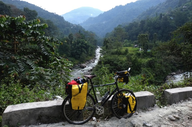 Steamy, jungly valleys make terrific rest-stops before brutal climbs/ after brutal descents