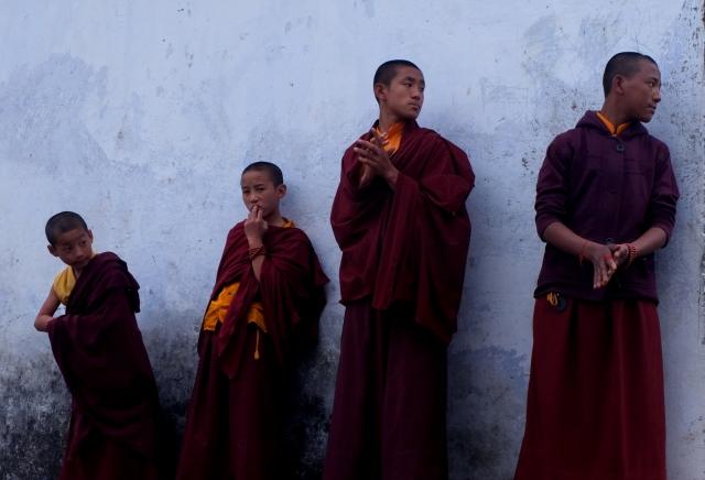 buncha monks