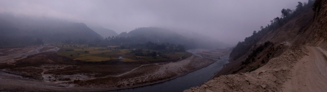 dawn teesta panorama